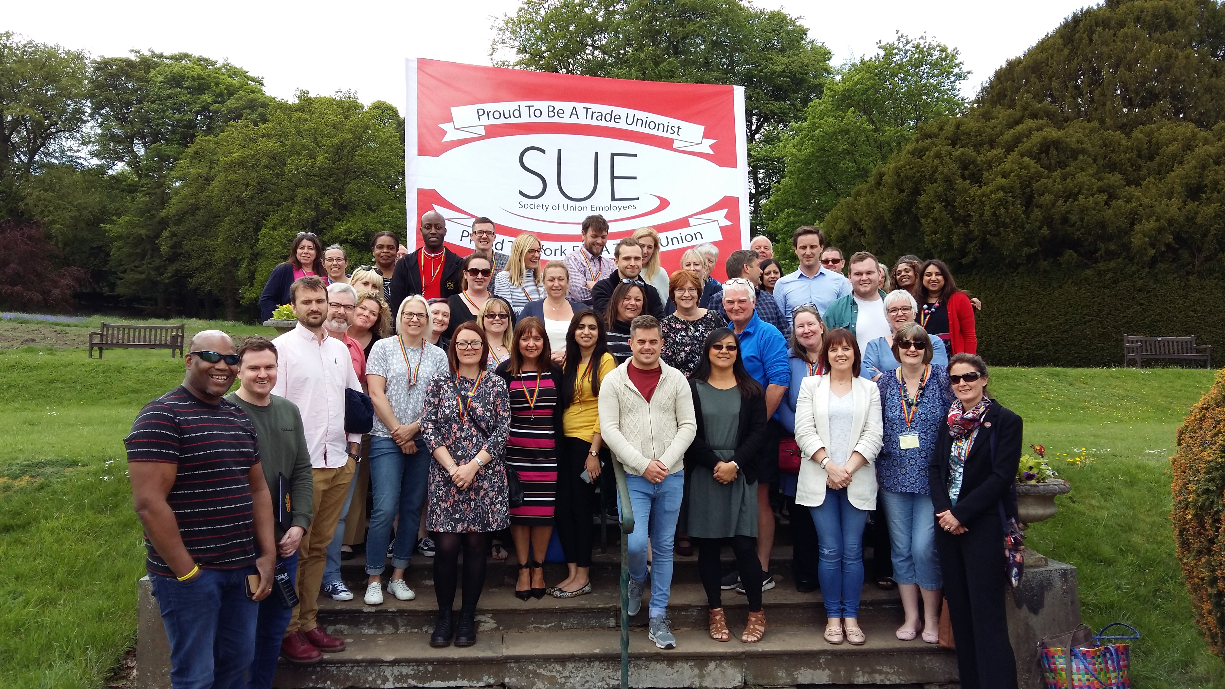 SUE Conference attendees 2019
